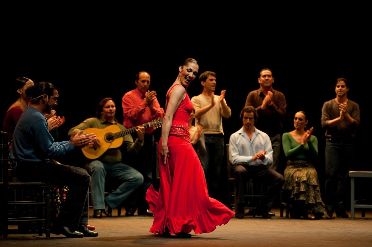 Лучшие Шоу Фламенко В Мадриде