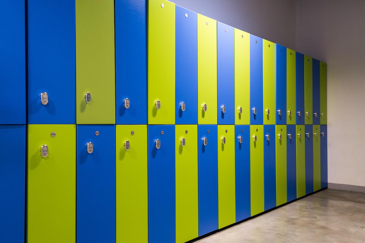 Камеры хранения в Мадриде