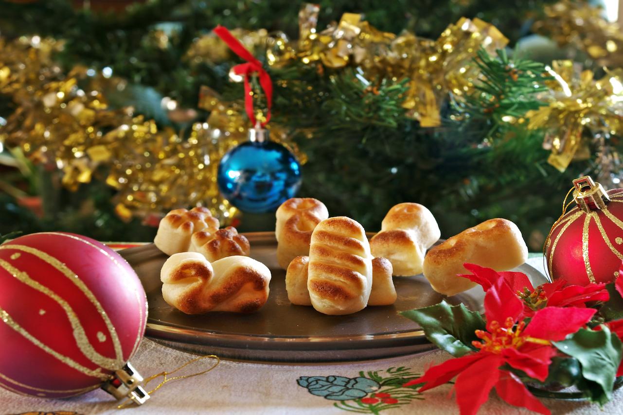 Традиционные новогодние сладости в Испании