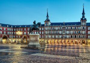 Места для фотосессии в Мадриде