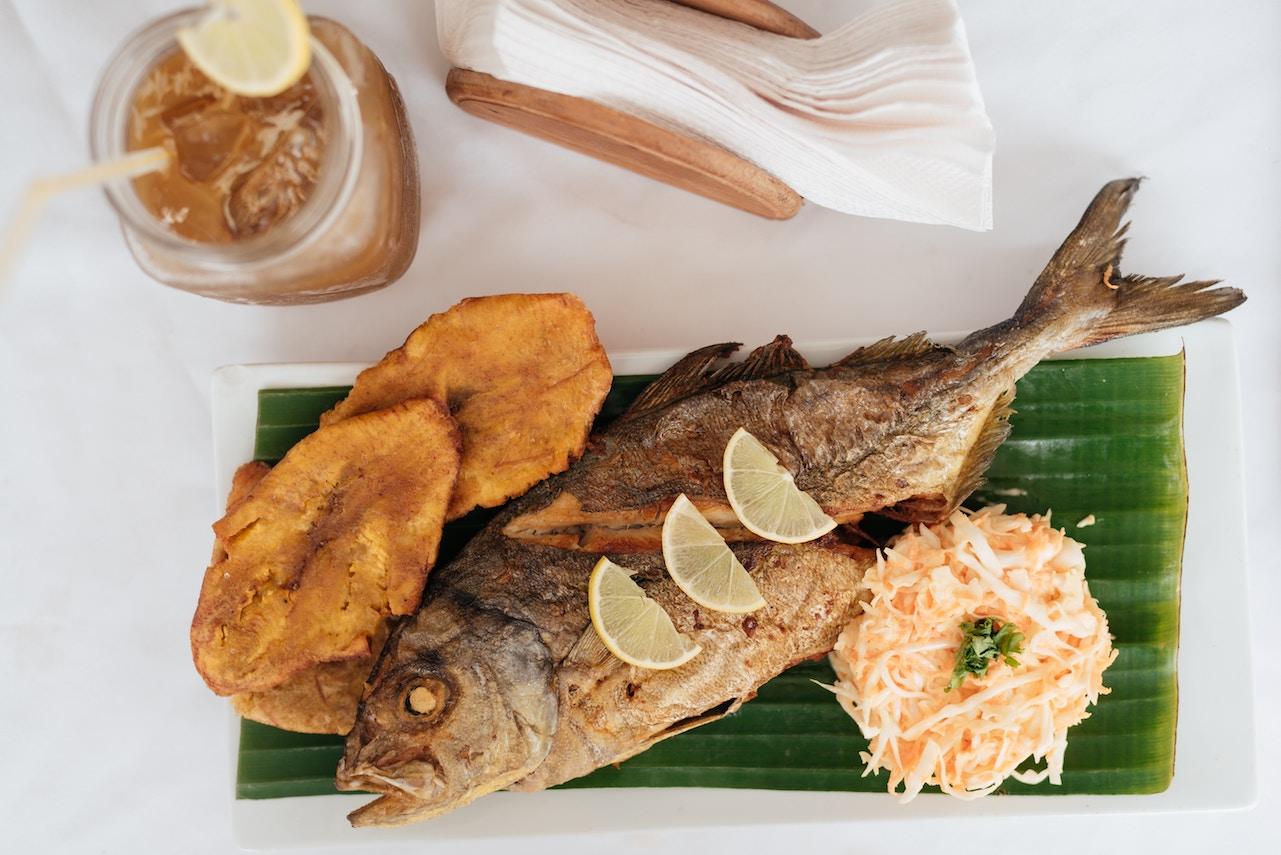 Виды рыбы в Испании