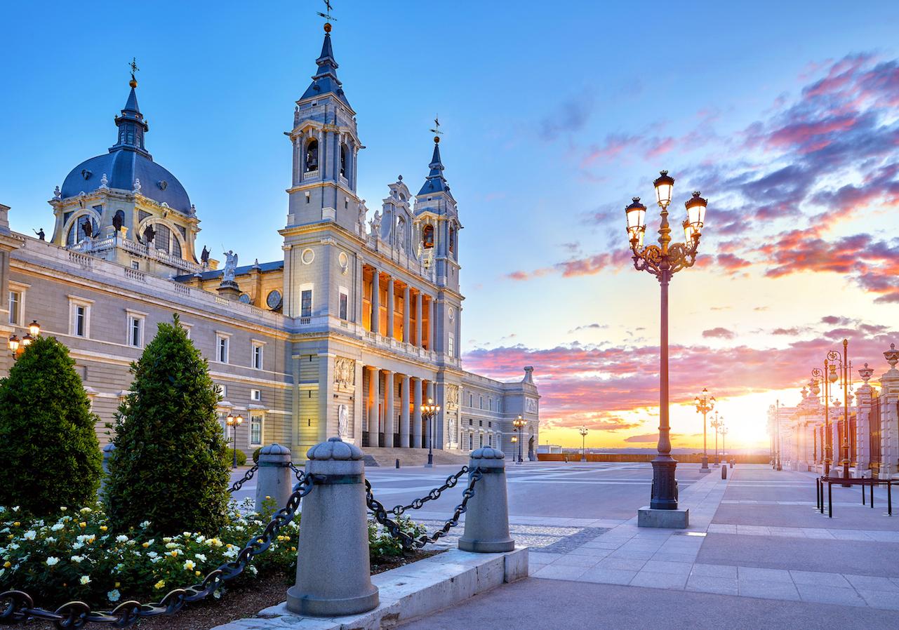 Романтический Мадрид