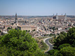 Время путешествовать в Мадрид