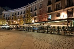 cafe oriente madrid