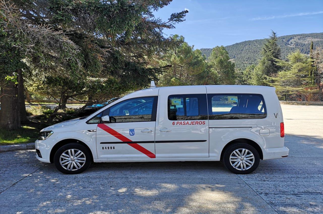 Какое такси в Мадриде
