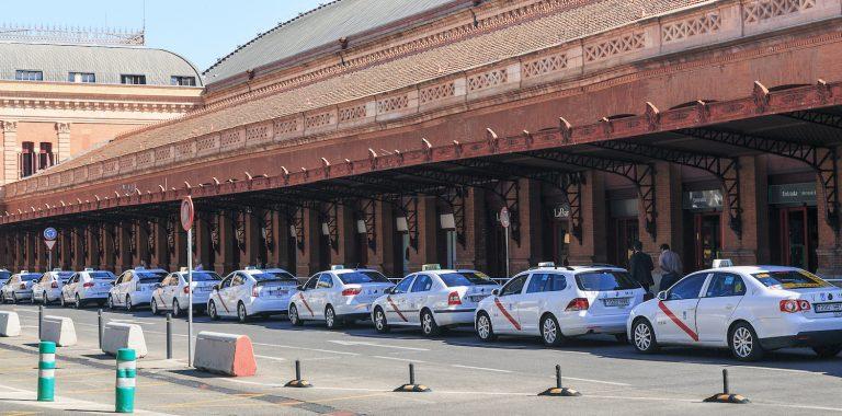 Вызвать такси в Мадриде