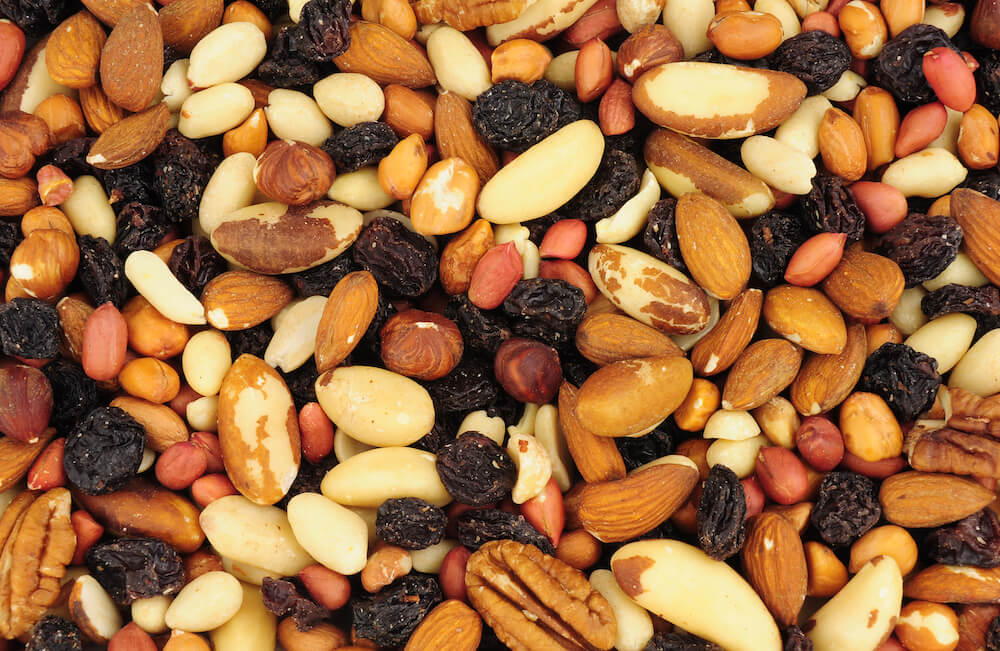 Орехи и сухофрукты в Испании