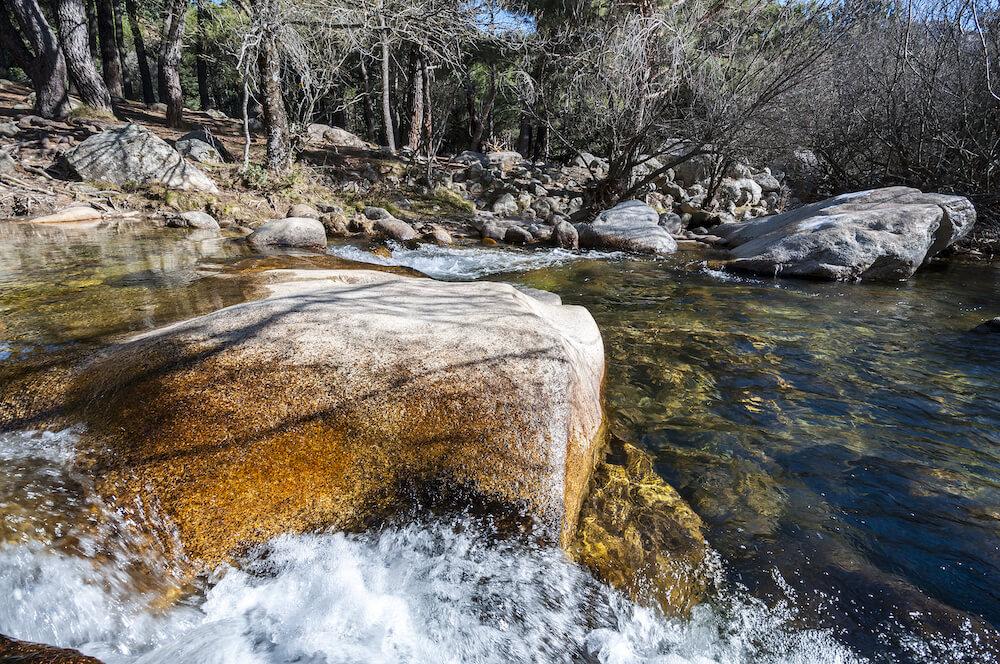 Природные бассейны Мадрида